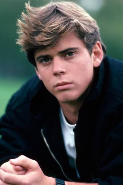 C Thomas Howell - I never even saw one of his movies - just knew him from Teen Beat...