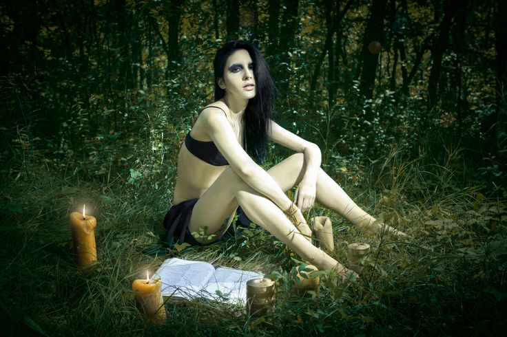 A morning in the woods with Katerina Koza