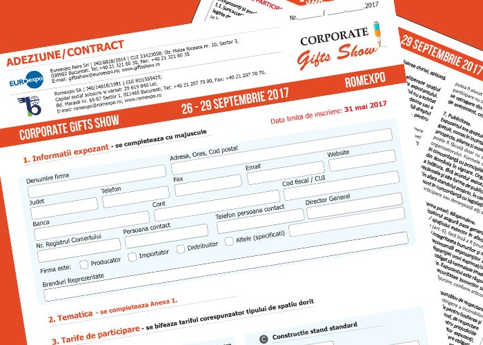 Registration Forms | Trade Show of the Promotional Product Industry