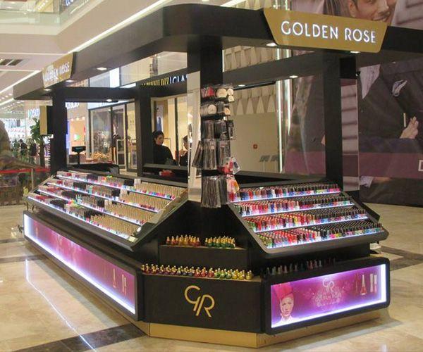 Golden Rose Yeni yüzü, yeni mağazası ve en yeni ürünleri ile Ankara Park Vera AVM'de… Bekliyoruz. :)