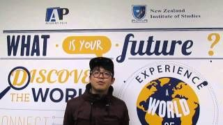 My NZIoS Experience - Korea
