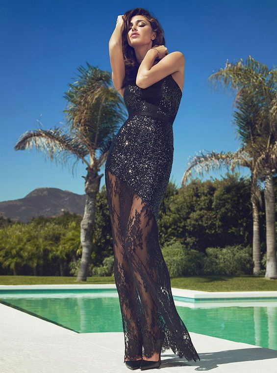 Belen Rodriguez for Guess by Marciano - SS 2016