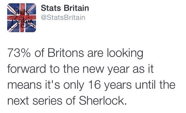 I love stats Britain.