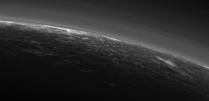 Exclusive photos: Clouds seen on Pluto for first time | New Scientist