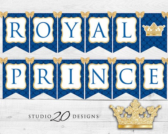 Best Royal Prince Baby Shower Images On   Prince Baby