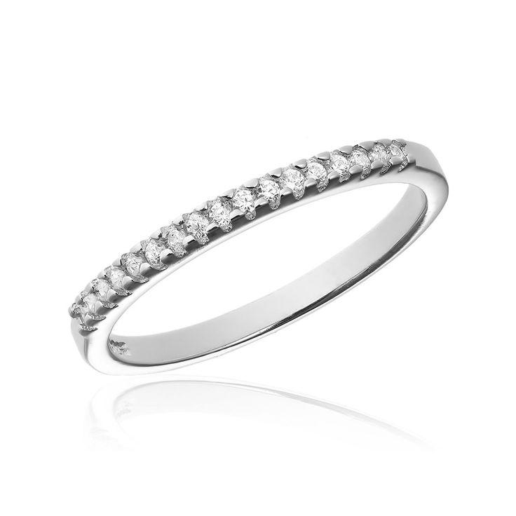 Inel argint Semi Eternity cu cristale Cod TRSR137 Check more at https://www.corelle.ro/produse/bijuterii/inele-argint/inel-argint-semi-eternity-cu-cristale-cod-trsr137/
