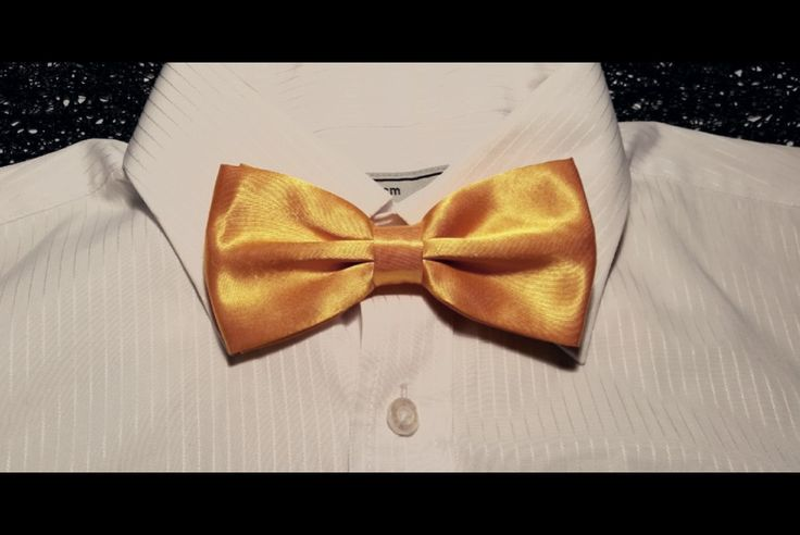 Yellow / Gold Bowtie