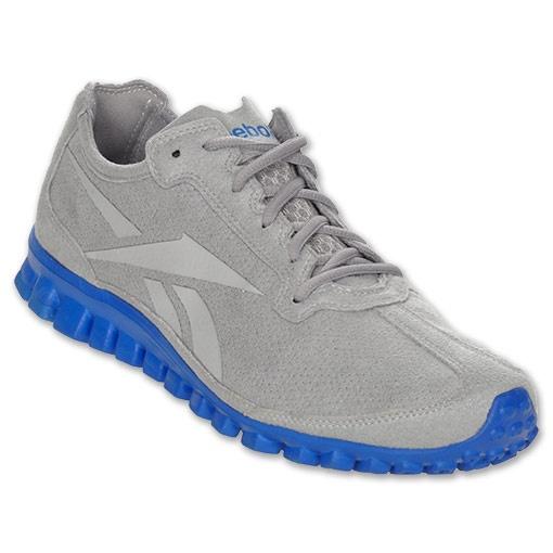 Reebok Realflex Suede Men's Running Shoes | FinishLine.com ...