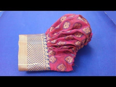 Puff Sleeves Bridal Wear -Tamil - YouTube