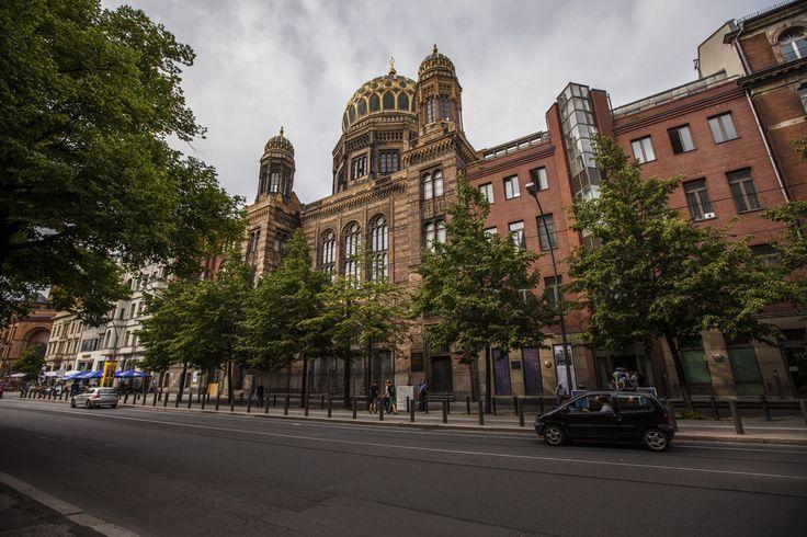 Neue Synagoge - Berlin