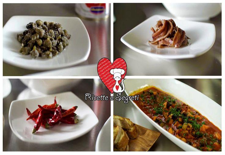 Ricette e Segreti in Cucina : Polpo alla luciana