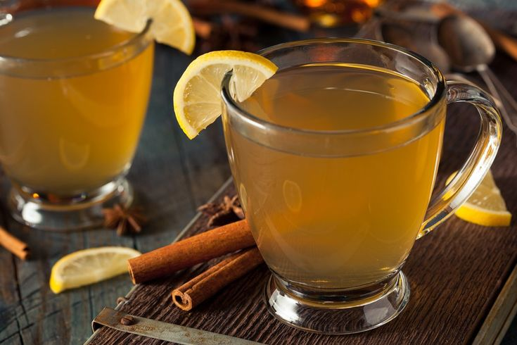 Hot Toddy  Brandy or Scotch also work well in a toddy, but the vanilla sweetness of good bourbon was our favorite — this time, at least.