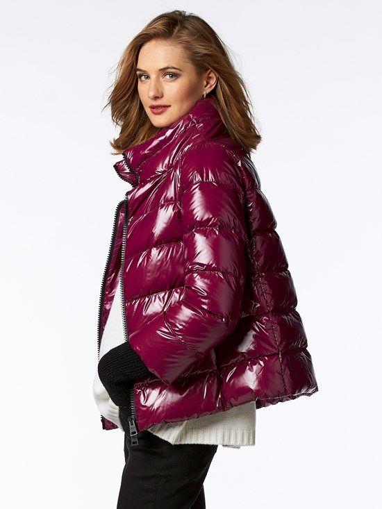 aliexpress Outlet zu verkaufen Farben und auffällig lacque ultra light down parka - Gorsuch | Women's fashion ...