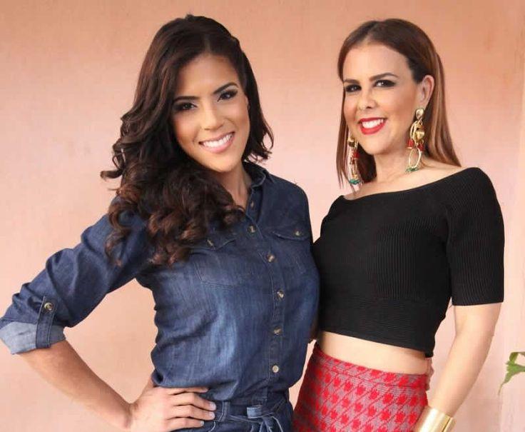 La ganadora de Nuestra Belleza Latina 2015 Francisca Lachapel,  abrió las puertas de su hogar en Azua al programa Mujeres al Borde para contar su historia junto a su madre La ganadora del concurso