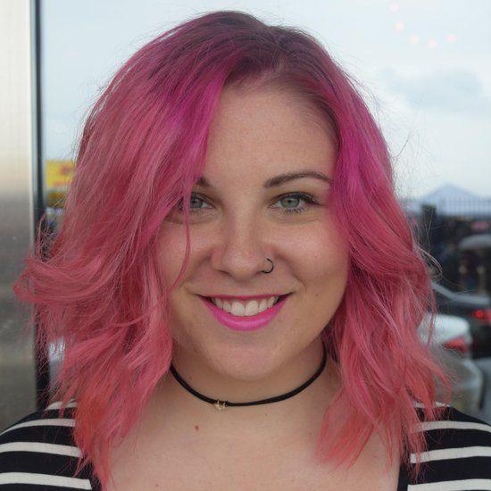 Lime Crime Rainbow Hair Dye Review