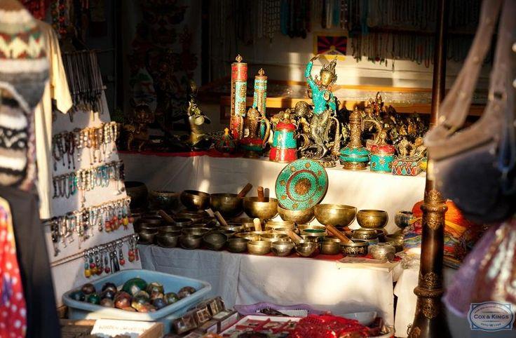 Tibetan stall goa