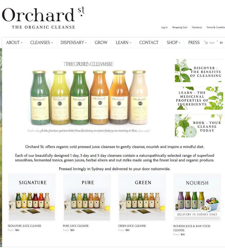 orchard street