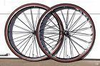 Mavic Ksyrium SL SSC Clincher Road Bike 700C Wheelset LOW MILES & NEW TIRES