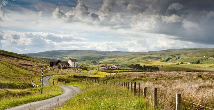 Sunny Teesdale by YorkshireSam on DeviantArt