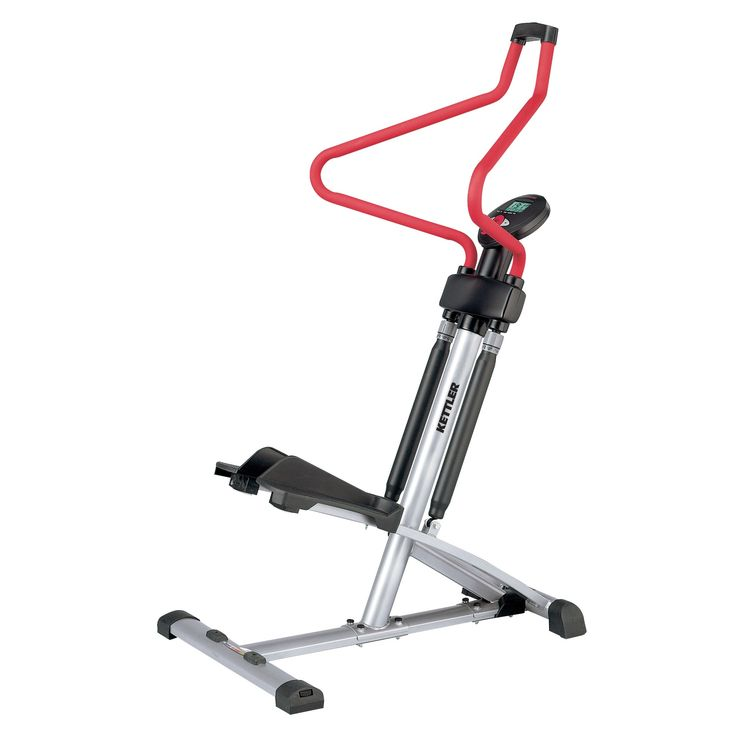 Kettler Montana Stepper, Step Machines