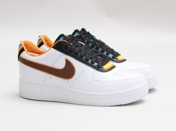 Nike Air Force One Riccardo Tisci Low White