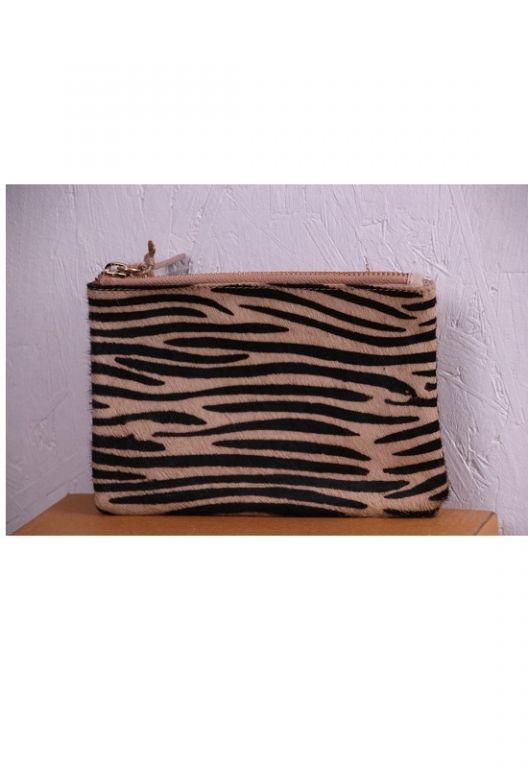 Amust Alexa animal zebra purse 6369-2 - Accessories - MaMilla