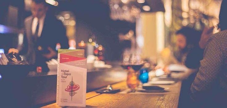 De tapa en tapa (y de hotel en hotel) | Hit Cooking