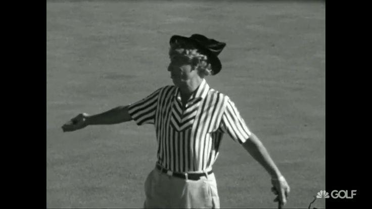 Sam Snead vs Harpo Marx - Celebrity Golf