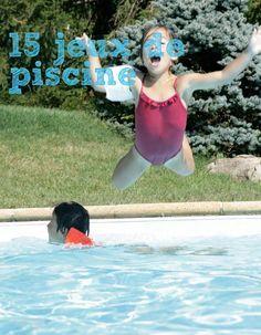 L'été rime avec soleil, plage et piscine (même si pas tout le temps !). J'imagine que nombre d'entre nous aura l'occasion d'emmener ses enfants à la piscine pour qu'ils s'y baignent. Que ce soit une piscine municipales ou un lac, il existe des tas de jeux de baignade sympas à apprendre aux enfants pour qu'ils arrêtent de faire des bombes et vous éclabousser ;) Ces jeux de piscines, qu'ils soient en eau peu profonde ou en eau profonde, permettent en outre d'améliorer l'immersion, les…