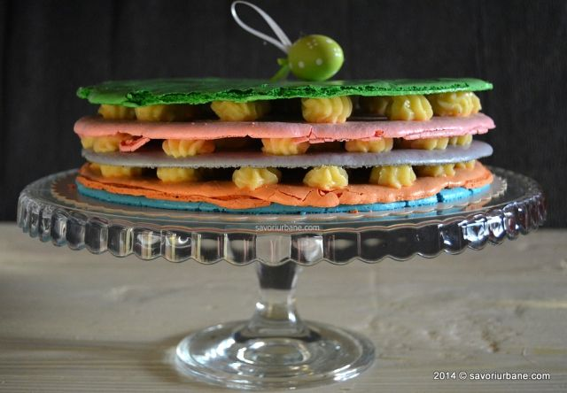 Tort-de-macarons-pop-art-1