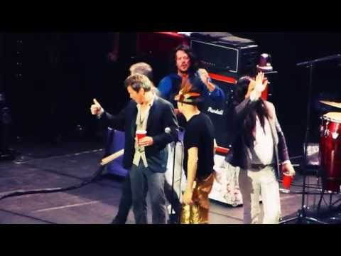 The Tragically Hip - Three Pistols - Vancouver, BC July 26th 2016 - YouTube
