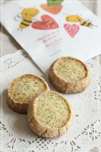 紅茶のアイスボックスクッキー* by asaさん | レシピブログ - 料理 ...