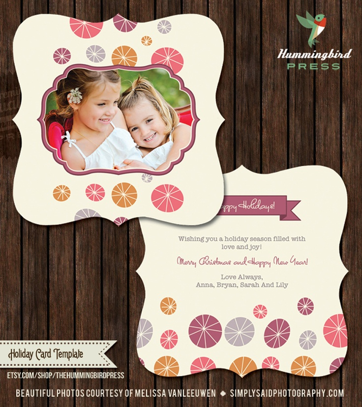 22 best Card templates images on Pinterest Holiday cards - free xmas card template