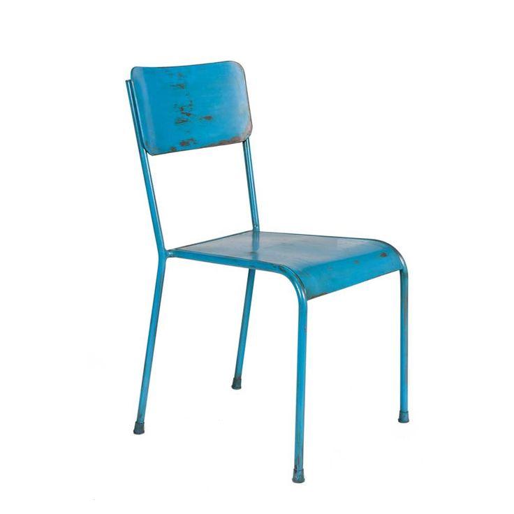 teal metall stühle | Möbelideen