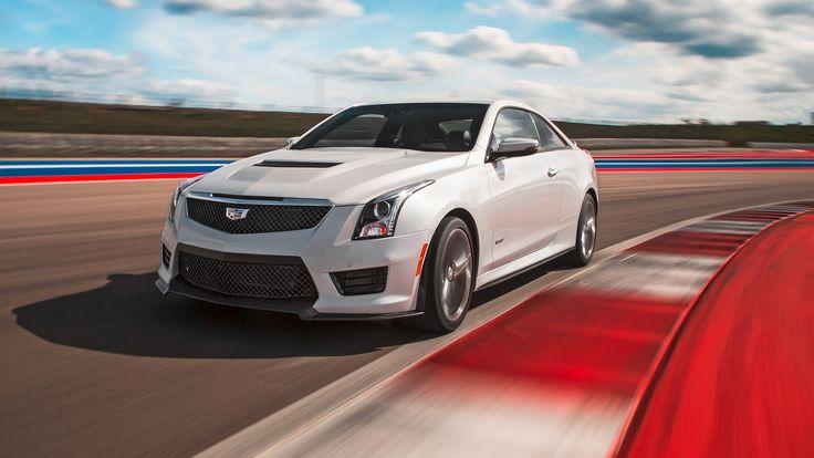 2016 Cadillac ATS-V купе: Чего ждать ?