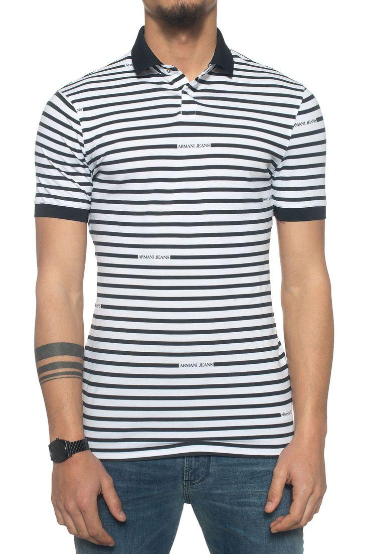 Armani Jeans Polo manica corta 1