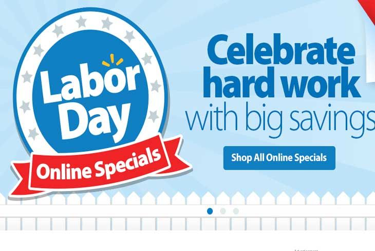 Walmart is celebrating Labor Day weekend with a list of sales for TVs, laptops, tablets, and much more. They want you to celebrate with big savings, but are these deals any good? Let us know.
