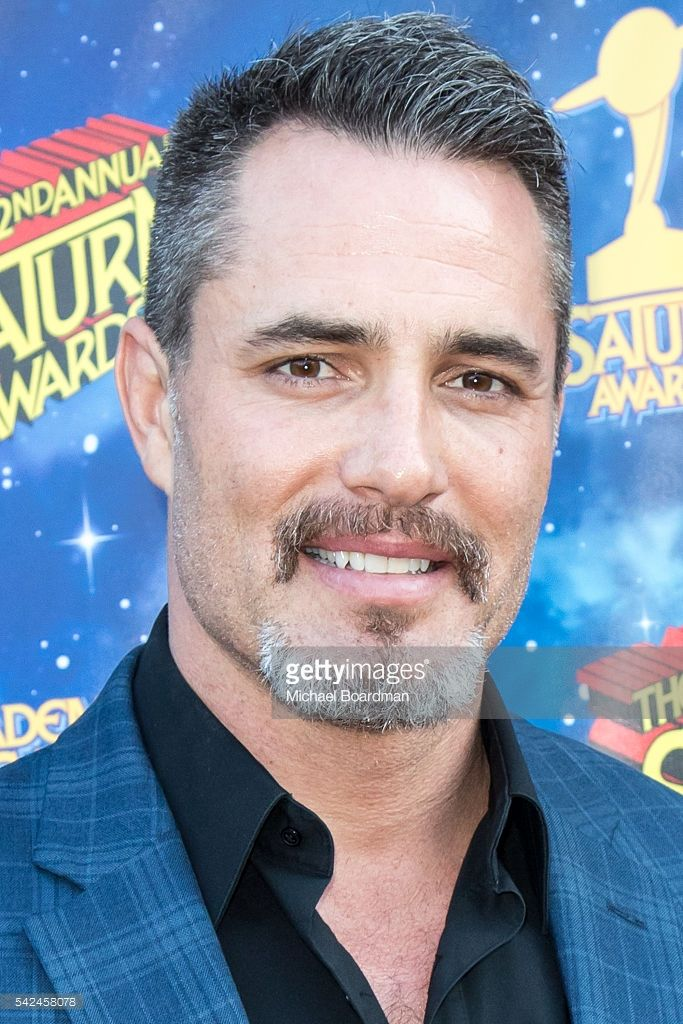 Actor Victor Webster attends the 42nd Annual Saturn Awards at The Castaway on June 22, 2016 in Burbank, California. (Photo by Michael Boardman/Getty Images)