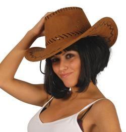 Sombrero vaquero. Mucha más variedad en www.martinfloressl.es