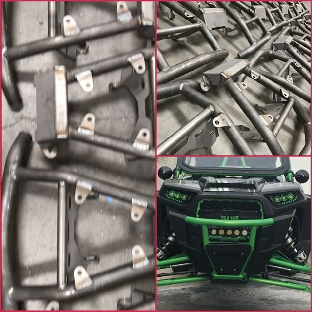 "120 Likes, 4 Comments - SDR MOTORSPORTS INC. (@sdrmotorsports) on Instagram: ""The boys are knocking em out. A days production on our Dune Runner front bumpers has them back in…"""