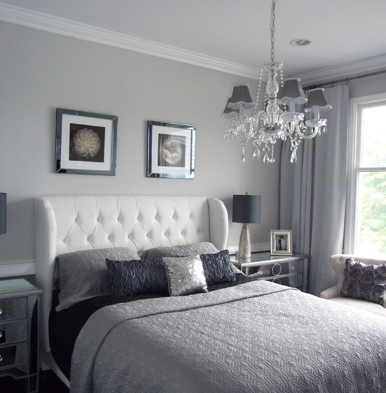 Grey room... Yes please!