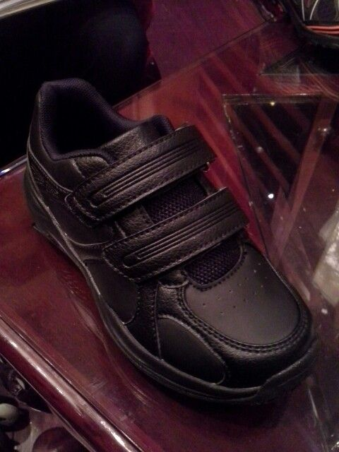 This is the suggested future style for shoes smaller than size 2 with velcro these are realy well made.