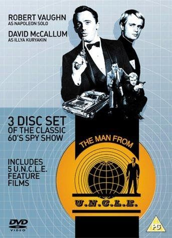 The Man from U.N.C.L.E. (TV Series 1964–1968)