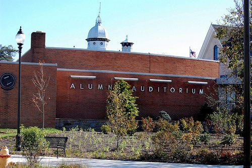 Widener University - Alumni Auditorium