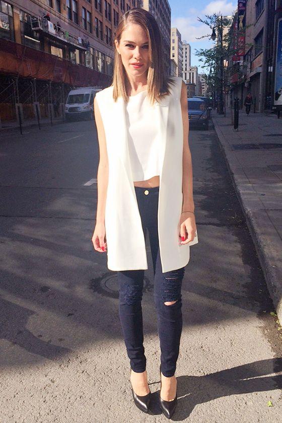Fashion 365 days of looks ~ Maripier Morin   @louloumagazine