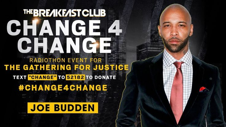 cool Joe Budden Phones In To Donate To The Cause