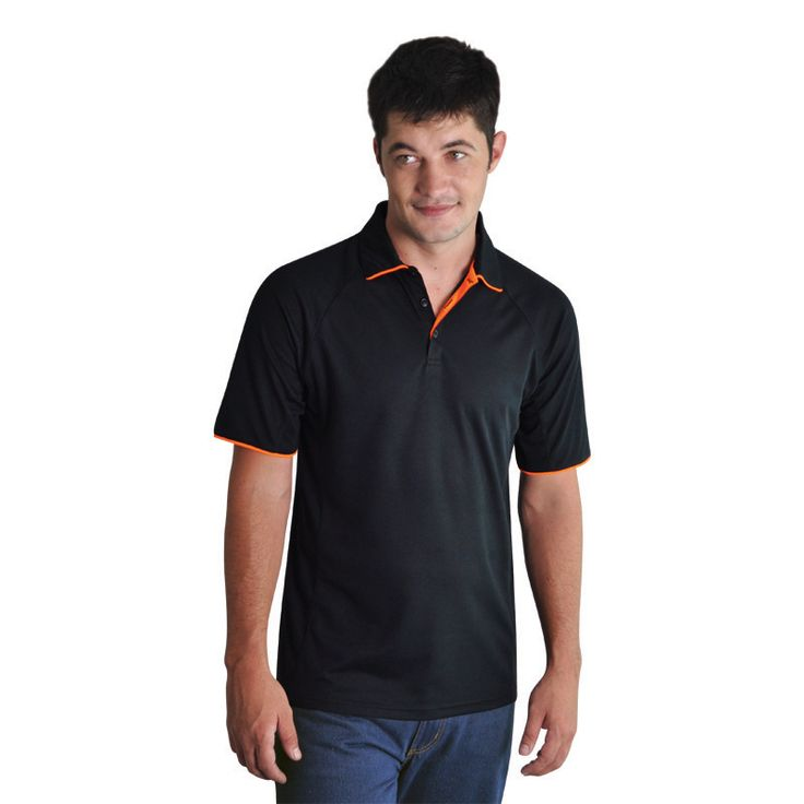 Legend Polo BRAND: GLOBAL CITIZEN Made from Polyester pique knit with moisture wicking properties.