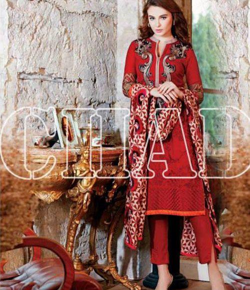 Charizma Winter Collection Vol-2 2015-16 LP_127A