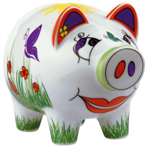 Ritzenhoff Large Piggy Bank - Melanie Wullner 2010