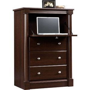 Walmart: Better Homes And Gardens Ashwood Road Laptop Cabinet, Cherry
